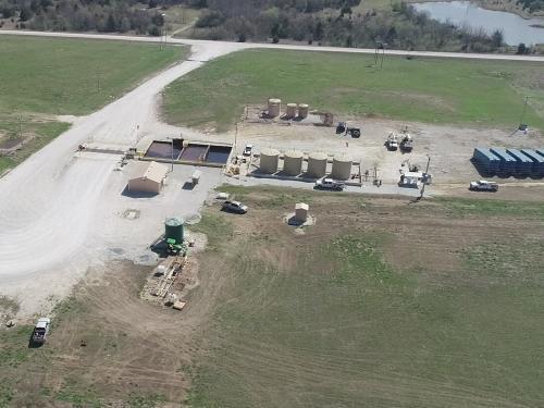 Hughes SWD Facility 1